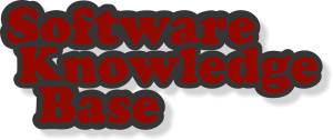 Software Knowledge Base